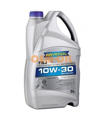 Моторное масло RAVENOL TSJ SAE 10W-30 (5л) new
