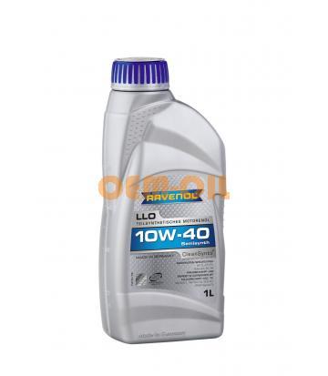 Моторное масло RAVENOL LLO SAE 10W-40 (1л) new