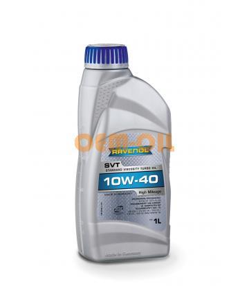 Моторное масло RAVENOL SVT Stand.Viscosity Turbo Oil SAE 10W-40 (1л) new