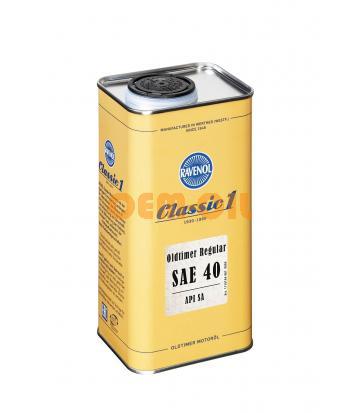 Моторное масло RAVENOL Oldtimer Regular SAE 40 (1л)