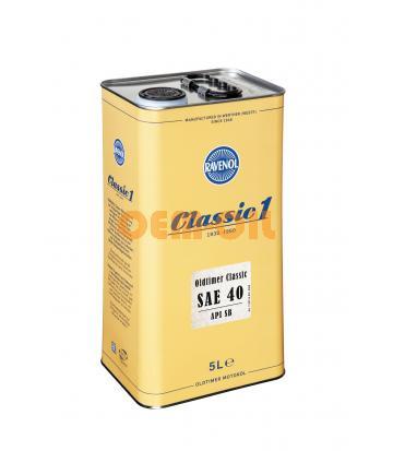 Моторное масло RAVENOL Oldtimer Classic SAE 40 (5л)
