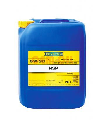 Моторное масло RAVENOL RSP Racing Super Performance SAE 5W-30 (20л)