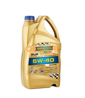 Моторное масло RAVENOL RUP Racing Ultra Performance SAE 5W-40 (4л)