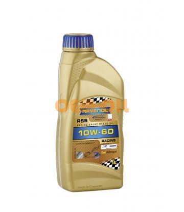 Моторное масло RAVENOL Racing Sport Synto SAE 10W-60 (1л) new