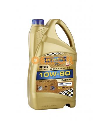 Моторное масло RAVENOL Racing Sport Synto SAE 10W-60 (4л) new