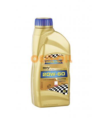 Моторное масло RAVENOL RHV Racing High Viscosity SAE 20W-60 (1л)
