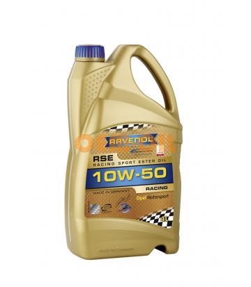 Моторное масло RAVENOL Racing Sport Ester SAE 10W-50 (4л) new