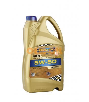 Моторное масло RAVENOL RRS SAE 5W-50 (4л) new