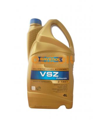 Моторное масло для 2-Такт RAVENOL VSZ Zweitaktoel Vollsynth.(4л) new