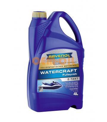 Моторное масло для 2-Такт RAVENOL Watercraft Fullsynth. 2-Takt (4л) new