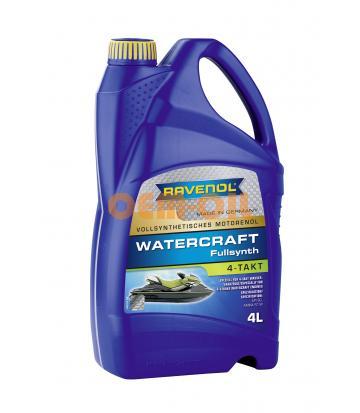 Моторное масло для 4-Такт RAVENOL Watercraft 4-Takt (4л) new