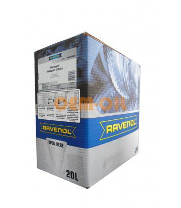 Моторное масло для 2Т лод.моторов RAVENOL Outboardoel 2T teilsynth. (20л)