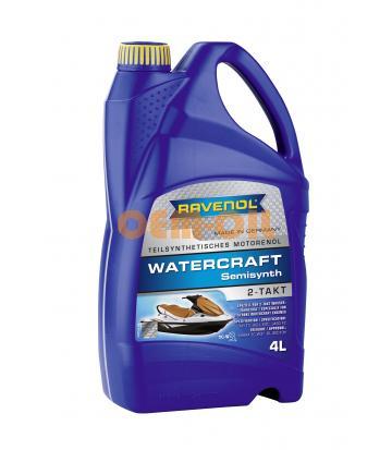 Моторное масло для 2-Такт RAVENOL Watercraft Teilsynth. 2-Takt (4л) new