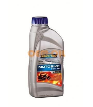 Моторное масло RAVENOL Motobike V-Twin SAE 20W-50 Mineral (1л) new
