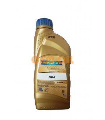 Трансмиссионное масло RAVENOL GHA-F Gearbox Hydraulic Actuator (1л)