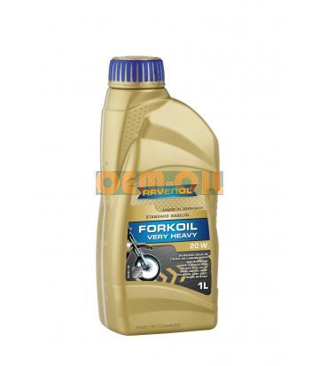 Масло RAVENOL Forkoil Very Heavy 20W (1л) new