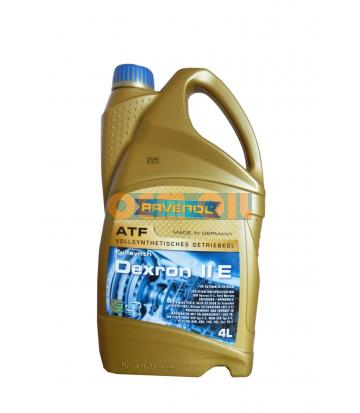 Трансмиссионное масло RAVENOL ATF Dexron IIE (4л) new