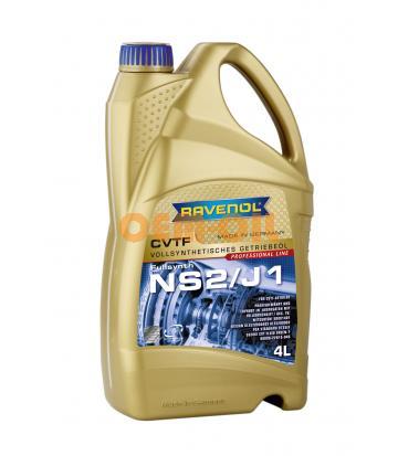 Трансмиссионное масло для АКПП RAVENOL CVTF NS2/J1 Fluid (4л) new