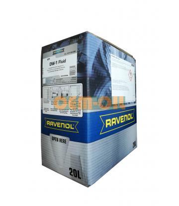 Трансмиссионное масло RAVENOL ATF DW-1 Fluid (20 л) ecobox