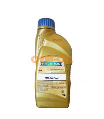 Трансмиссионное масло RAVENOL ATF MM-PA Fluid (1л)