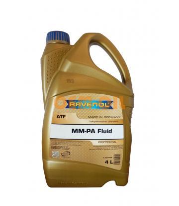 Трансмиссионное масло RAVENOL ATF MM-PA Fluid (4л)