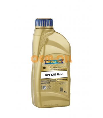 Трансмиссионное масло RAVENOL CVT KFE Fluid (1л) new