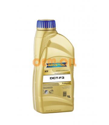 Трансмиссионное масло RAVENOL DCT-F3 (1л)