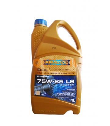 Трансмиссионное масло RAVENOL DGL SAE 75W-85 (4л)
