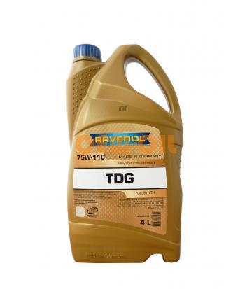 Трансмиссионное масло RAVENOL TDG SAE 75W-110 (4л)