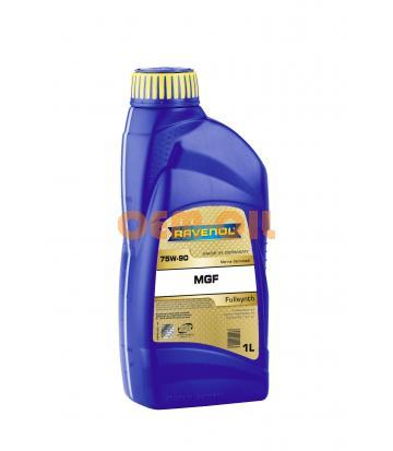 Трансмиссионное масло RAVENOL MARINE Gear Fullsynth. MGF SAE 75W-90 (1л)