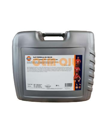 Моторное масло GULF Formula GX SAE 5W-30 (20л)