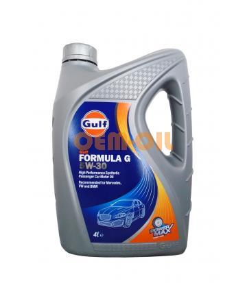 Моторное масло GULF Formula G Powermax SAE 5W-30 (4л) new
