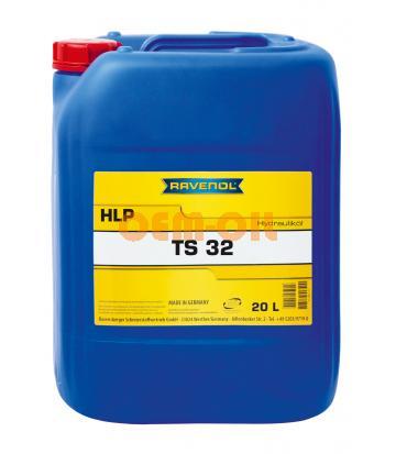 Гидравлическое масло RAVENOL ТS 32 (20л) new