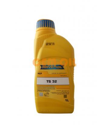 Гидравлическое масло RAVENOL ТS 32 (1л) new