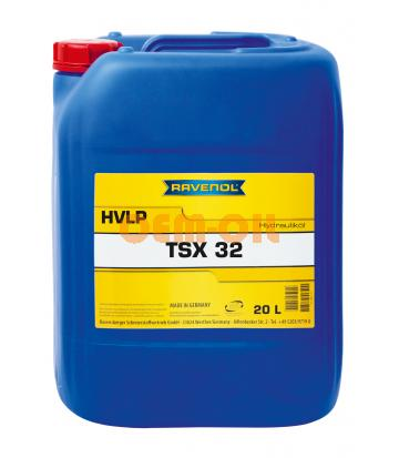 Гидравлическое масло RAVENOL TSX 32 (20л) new
