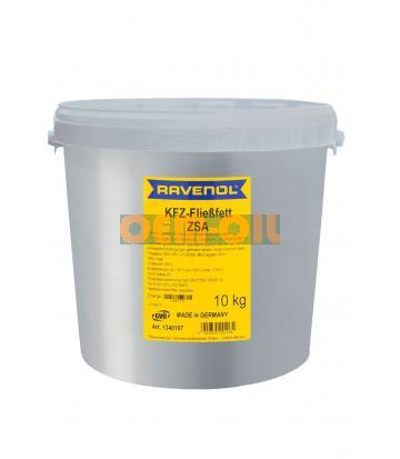 Смазка для централиз. систем RAVENOL KFZ-Fliessfett ZSA (10кг)