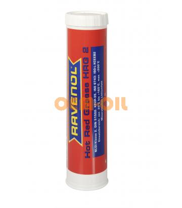 Смазка RAVENOL Hot Red Grease HRG 2 (0,4кг)