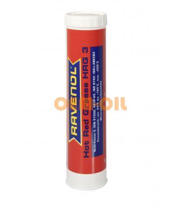 Смазка RAVENOL Hot Red Grease HRG 3 (0,4кг)