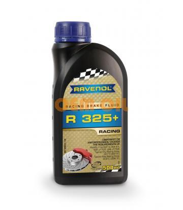 Тормозная жидкость RAVENOL Racing Brake Fluid R 325+ (0,5 л)