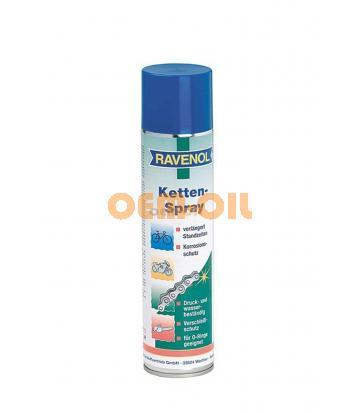 Смазка для цепей RAVENOL Ketten-Spray (0,4л)