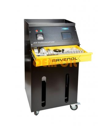 Установка RAVENOL для замены масла ATF