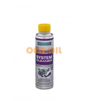Присадка-очиститель дизельной системы RAVENOL Diesel System Cleaner (0,3 л)