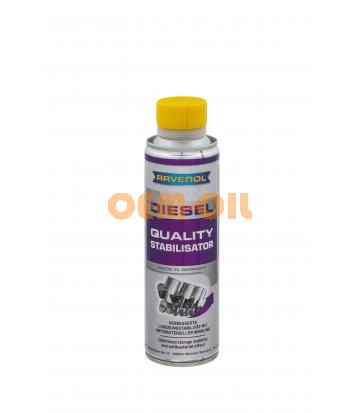 Присадка-стабилизатор дизельного топлива RAVENOL Diesel Quality Stabilisator (0,3л)