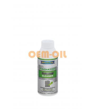 Присадка-очиститель для радиатора RAVENOL Professional Radiator Cleaner (0,25л)