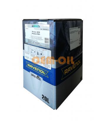 Антифриз готовый к прим. лила RAVENOL OTC Organic Techn.Coolant Premix -40°C (20л) ecobox