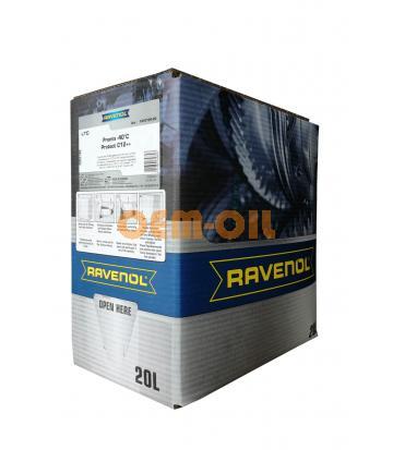 Антифриз готовый к прим. лила RAVENOL LTC Lobrid Technology Coolant Premix -40° C12++ (20 л) ecobox