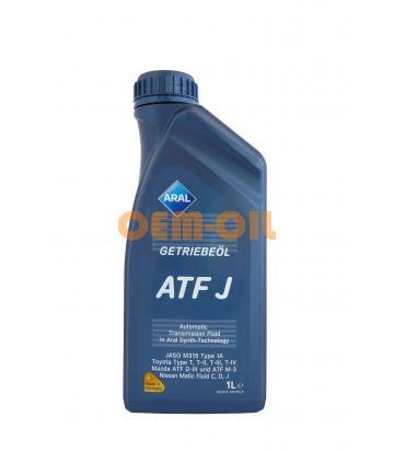 Трансмиссионное масло ARAL Getriebeöl ATF J (1л)