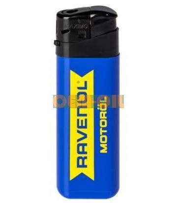 Фирменная зажигалка с логотипом RAVENOL®