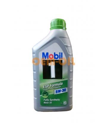 Моторное масло MOBIL 1 ESP Formula SAE 5W-30 (1л)