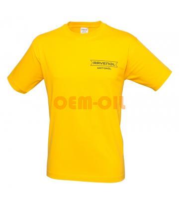 Футболка RAVENOL® COLLECTION с логотипом RAVENOL® унисекс